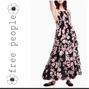 Free People Garden Party Maxi Dress NWT